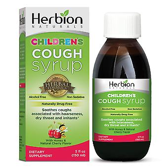 Herbion Naturals Cough Syrup for Children - 5fl oz