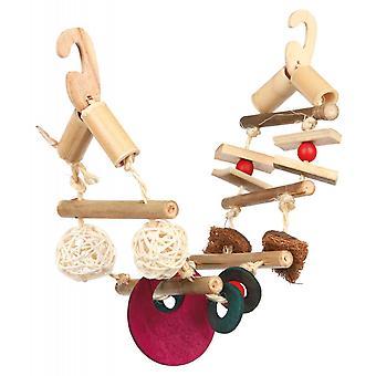 Trixie Bamboo Bridge Bird Shread Toy