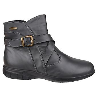 Cotswold Shipton Leather Ladies Ankle Boot