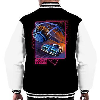 Rocket League Dominus Män&S Varsity Jacka