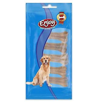 Natural Dog Bone Treat For Chewing And Clearing Teeth Tartar And Plaque.