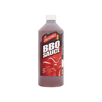 Crucials Barbeque Squeezy Sauce 1L