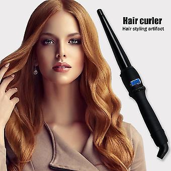 Profesional De Pelo Rizado De Hierro Cabello Rizador De Flor De Pera Cono 25MM Herramientas de Peinado de Cabello| Rizadores