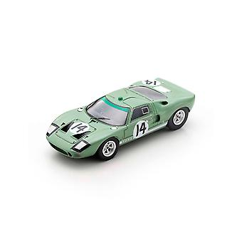 Ford GT40 J. Whitmore - I. Ireland (24H Le Mans 2965) Diecast Model