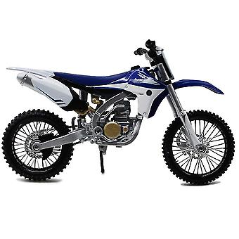 New 1:12 Simulation Alloy Toy Motorcycle Model With Shock Absorber ES12861