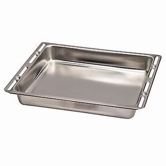 Xavax Baking/Oven Tray, stainless steel, 44.5 cm
