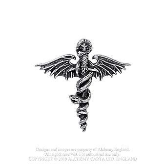 Motley Crue - Dr Feelgood Pin Abzeichen