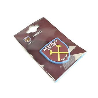 West Ham Crest Koelkast Magneet