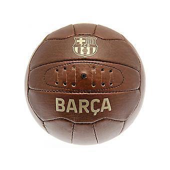 Barcelona Retro Faux Leather Palla Taglia 5
