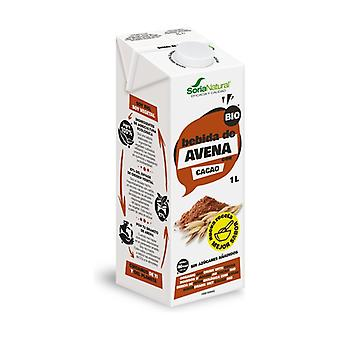 Oatmeal and Cocoa Drink Bio 1 L