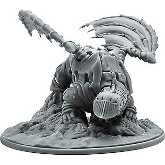 Dragon of Black Ice Miniature: Icewind Dale: Rime of the Frostmaiden