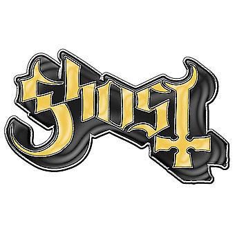 Ghost - Badge d'épinglette de logo