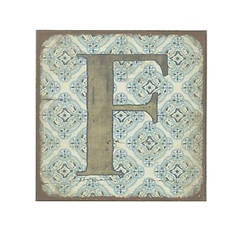 Letter F Magnets by Heaven Sends