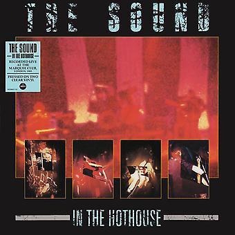 El sonido - En el hothouse vinilo claro