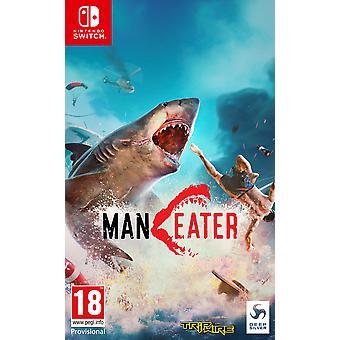 Maneater Nintendo Switch Game