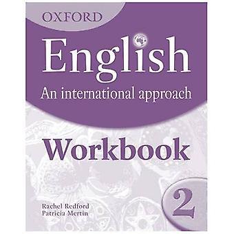 Anglais d'Oxford: Une approche internationale: classeur 2