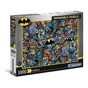 Puzzle Clementoni DC Comics Batman (1000 pcs)