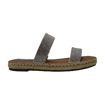 Steve Madden Naisten Celeste Tekojalokivi Slide Sandaalit