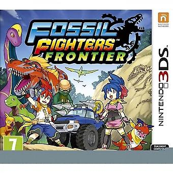 Fossil Fighters Frontier - Nintendo 3ds Game