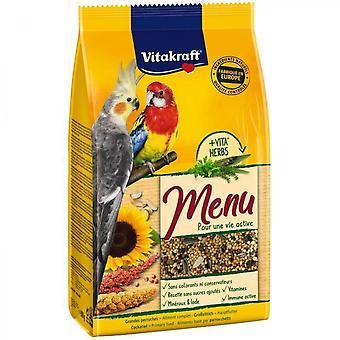 Vitakraft Menu Premium Big Parakeets - 900g