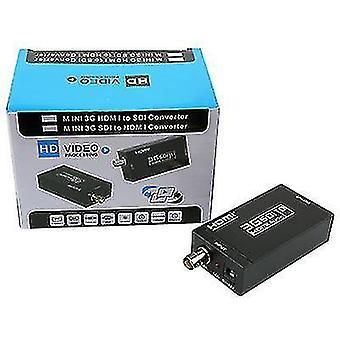 3G SDI - HDMI dönüştürücü, sdi to hdmi yüksek çözünürlüklü video iletim bağlantı cihazı
