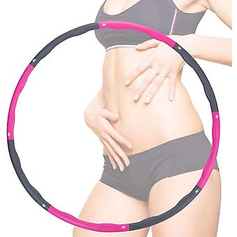 Removable Hula Hoop For Weight Loss And Massage