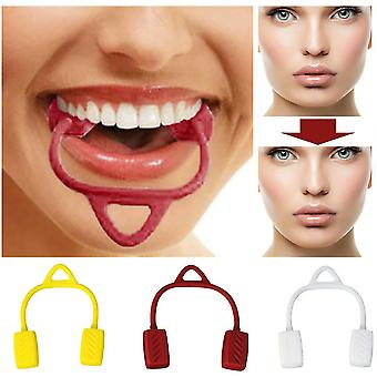Jaw Line Exerciser Facial Muscle Trainer Silicone Mâcher Anti-Rides