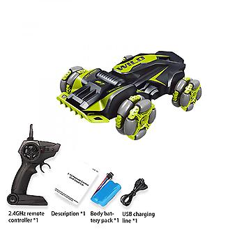 2.4g Wireless Remote Control For Children's Electric Stunt Lateral Drift Car
