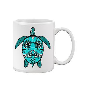 Turtle In Patterns Mug -SPIdeals Designs