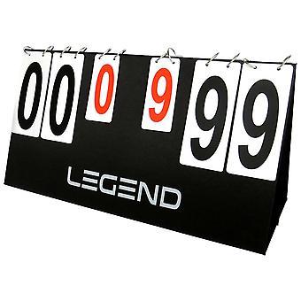 Compteur tableau d'affichage abaque Legend 0-99 points