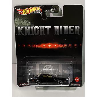Knight Rider KITT K.I.T.T Hot Wheels Real Riders GRL67