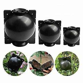 6kpl / aseta kasvijuuri korkeapaineinen lisäyslaatikko kasvien varttamistyökalut (musta)