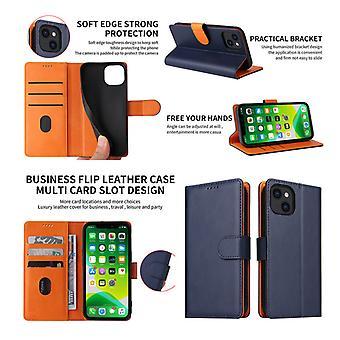 Iphone13 Leather Phone Case/ Flip Card All-inclusive Phone Case