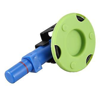 Concave Vacuum Cup, Heavy Duty, Aspiration à la main avec goujon fileté