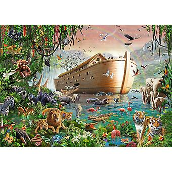 Noahs Ark Jumbo Juliste Tulosta, jonka Adrian Chesterman