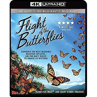 IMAX: Fly sommerfugler [Blu-ray] USA import