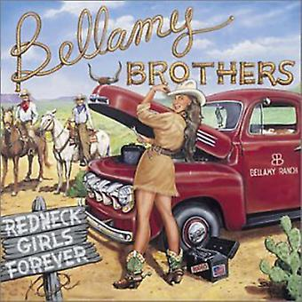 Bellamy Brothers - Redneck Girls Forever [CD] USA import