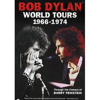 Bob Dylan - världsturnéer 1966-74 [DVD] USA import