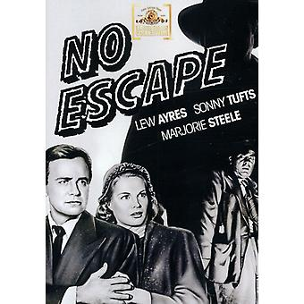 No Escape [DVD] USA import