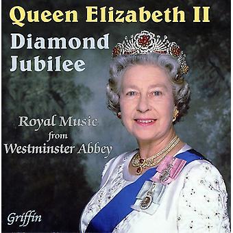 Westminster Abbey Choir/London Brass - Queen Elizabeth II: Diamond Jubilee [CD] USA import