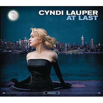 Cyndi Lauper - At Last [CD] USA import
