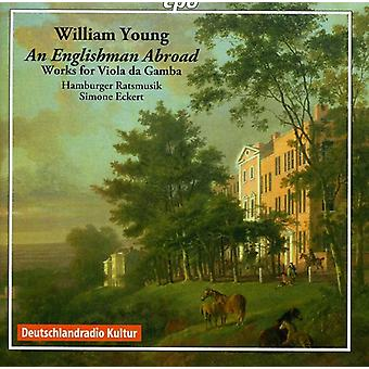 William Young - William Young: An Englishman Abroad [CD] USA import