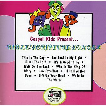 Evangelium-Kinder - Bibel/Schrift Songs 2 [CD] USA import