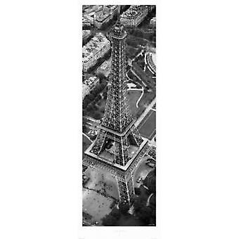 Tour Eiffel Juliste Tulosta Plisson Guillaume