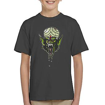 Dawn Of Mojo Powerpuff Gilrs The Planet Of The Apes Kid's T-Shirt
