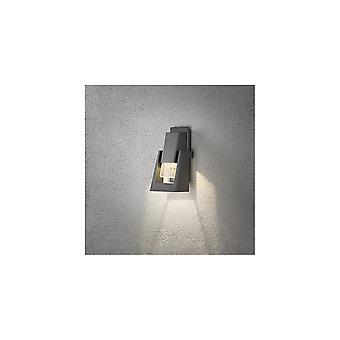 Konstsmide Potenza Modern Japanese Style GreyWall Lantern
