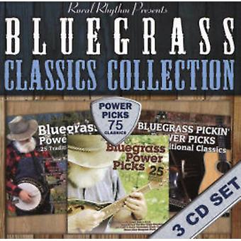 Bluegrass Classics Collection Power Pick - Bluegrass Classics Collection Power Pick [CD] USA import
