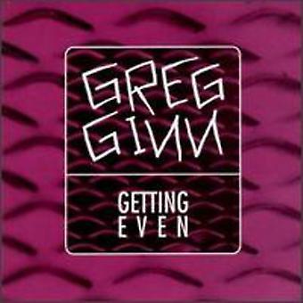 Greg Ginn - Getting Even [Vinyl] USA import