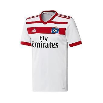 2017-2018 Hamburg Adidas Home Shirt (kinderen)