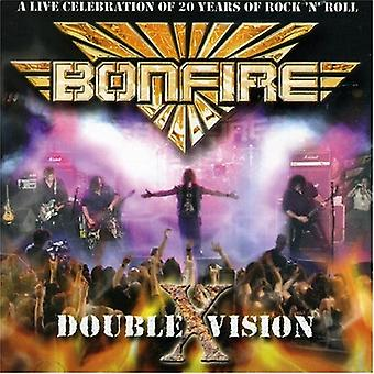 Lagerfeuer - Double Vision: Live [CD] USA import